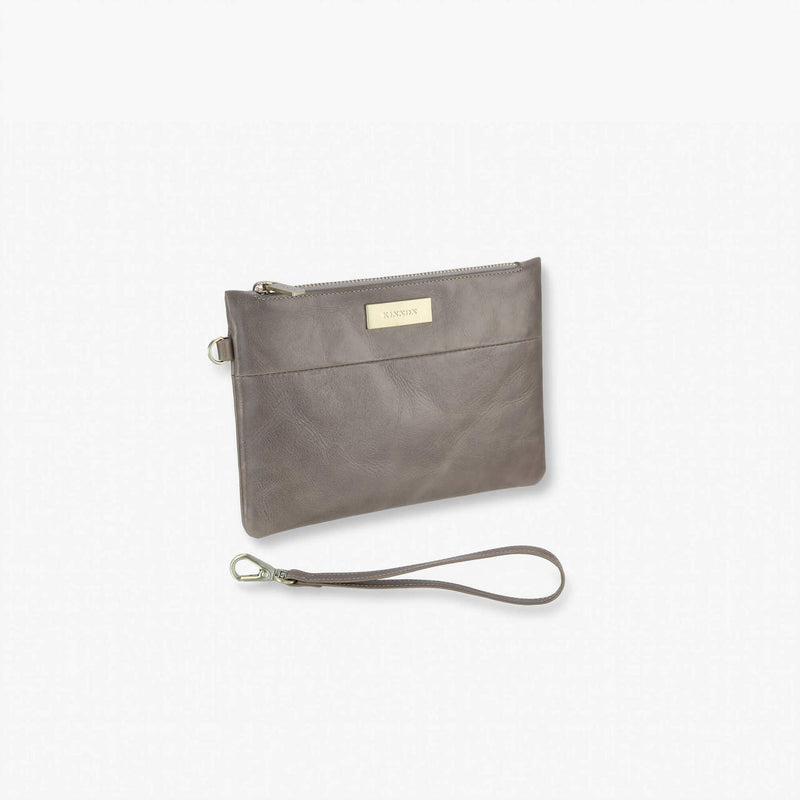 SOHO CLUTCH - GREY