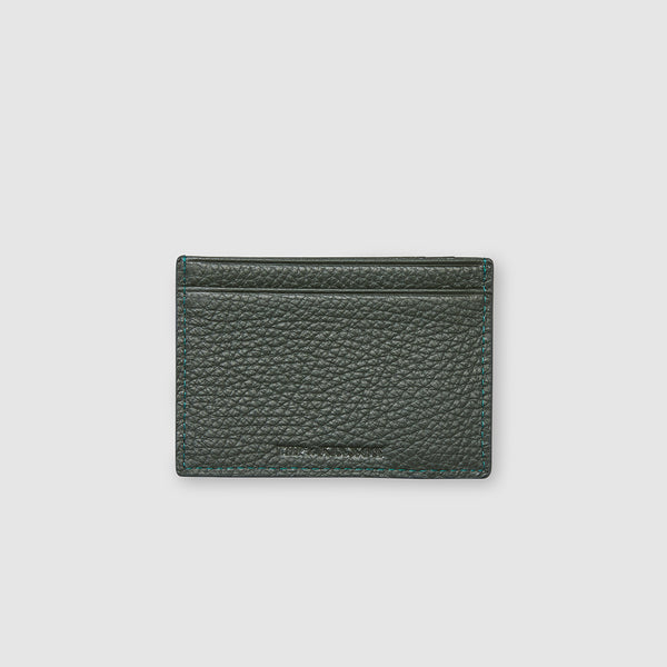 THP X KINNON CARD HOLDER - LODEN