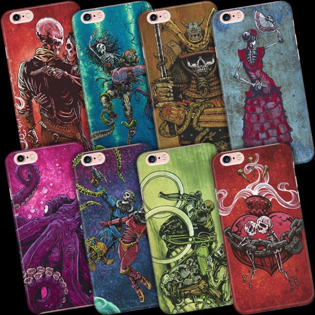 Phone Cases by David Lozeau