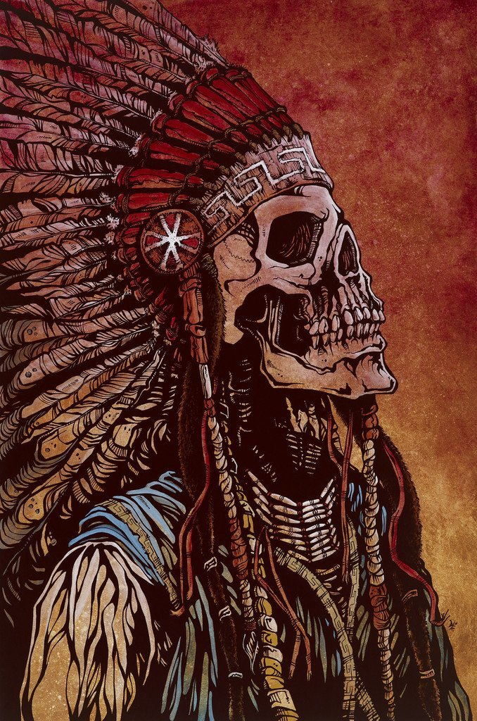 Spirit of a Nation - David Lozeau - Muertos - Day of the Dead