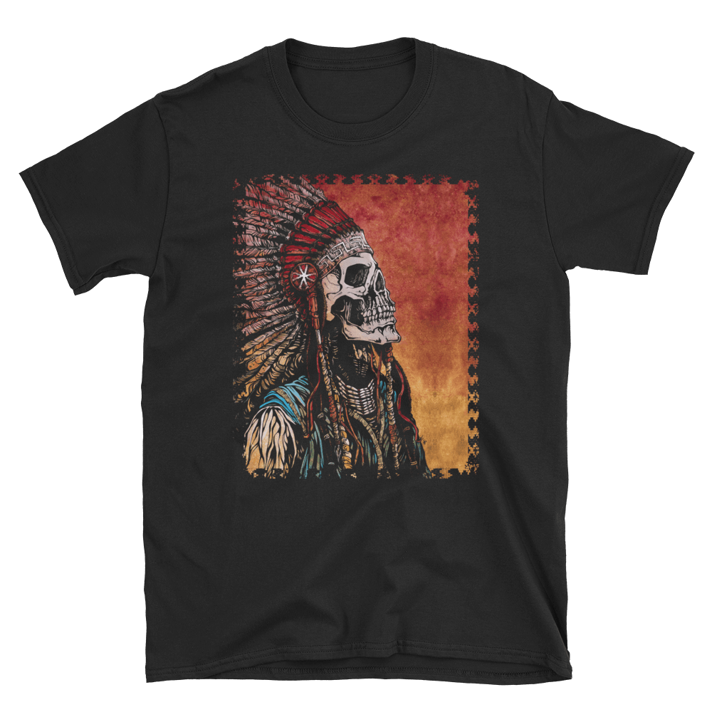 Day of the Dead Artist David Lozeau, Dia de los Muertos, Muertos, Sugar Skull, Calavera, Spirit of a Nation Shirt