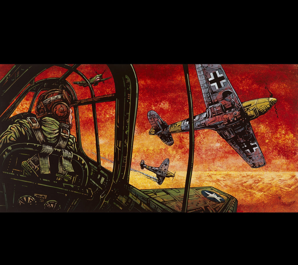 The Dogfight - David Lozeau - Muertos - Day of the Dead