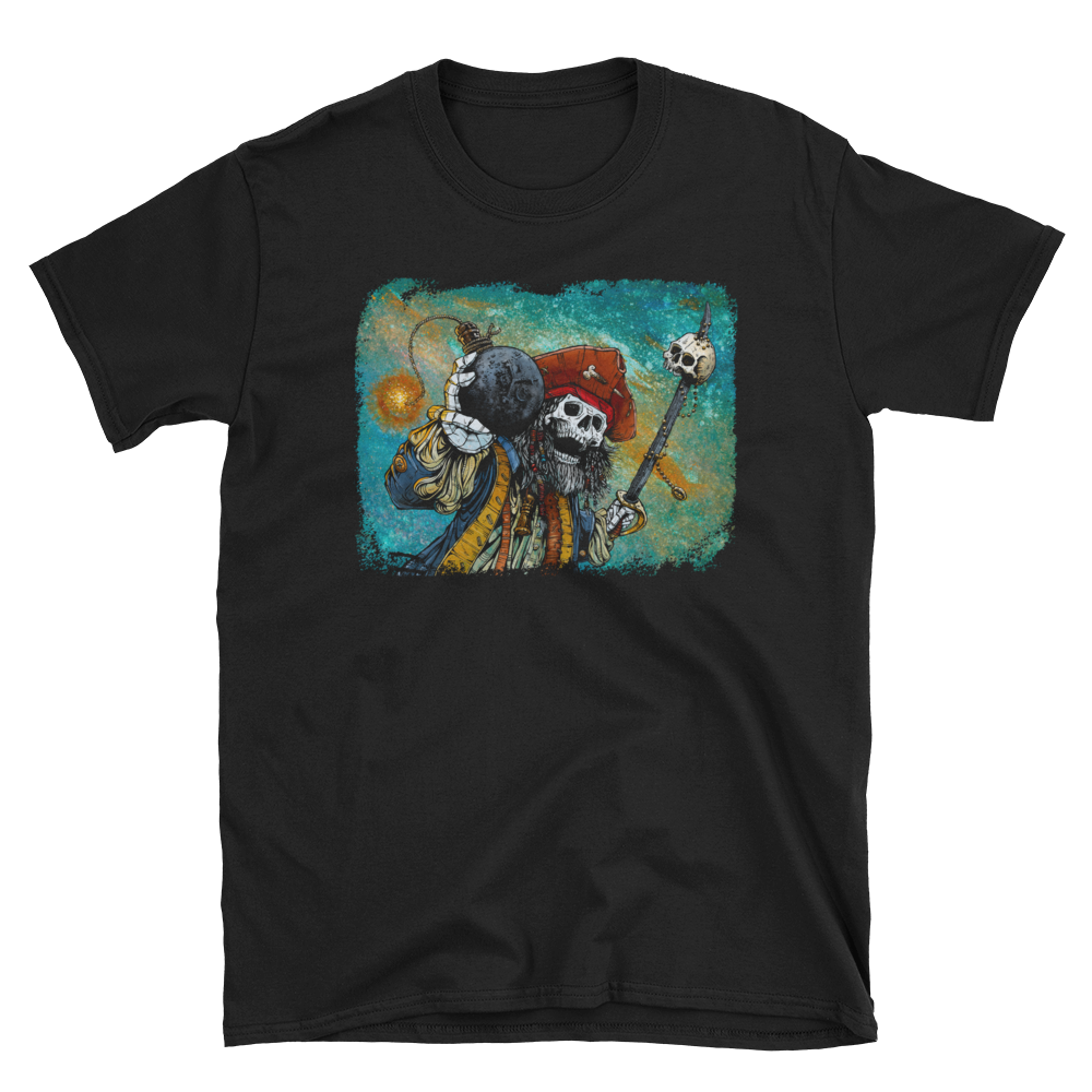 The Last Stand Shirt - David Lozeau - Muertos - Day of the Dead