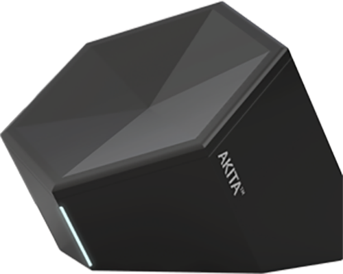 Akita - Protects Your Smart Home, IoT Devices from Botnet, Crypto-jacking, Hackers & AI-Powered Attacks.