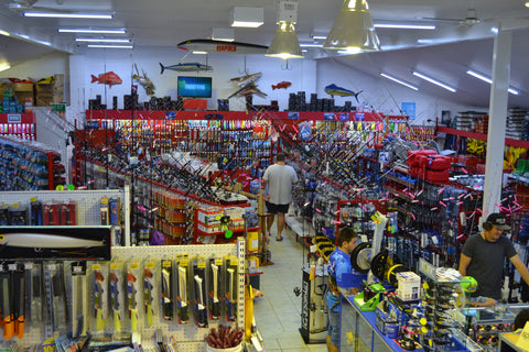 Fishing Rods, Tackle and Fishing Supplies