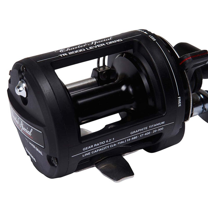 SHIMANO CHARTER SPECIAL OVERHEAD REEL