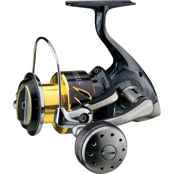 SHIMANO STELLA SW SPIN REELS