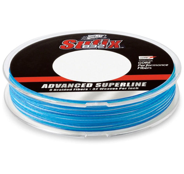 SUFIX 832 ADVANCED SUPERLINE BRAID - COASTAL CAMO