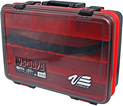 MEIHO VS-3070 RED TACKLE BOX