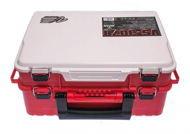 MEIHIO VS-3078 RED TACKLE BOX