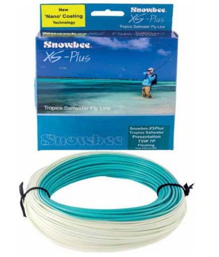 SNOWBEE XS-PLUS FLY LINE