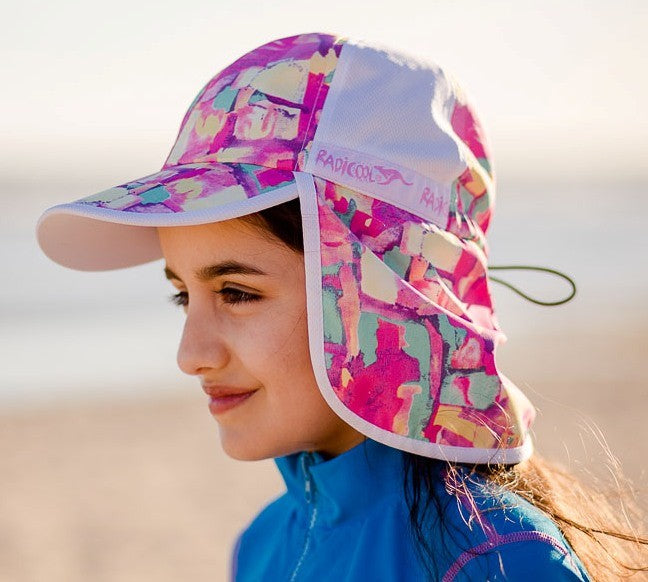 RADICOOL CAMO LEGIONNAIRES GEO HAT - CHILD