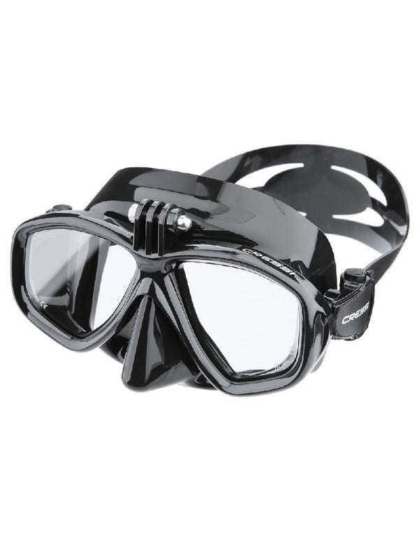 CRESSI ACTION MASK - BLACK