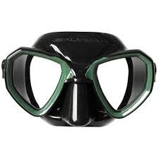 SALVIMAR MORPHEUS BLACK/GREEN MASK
