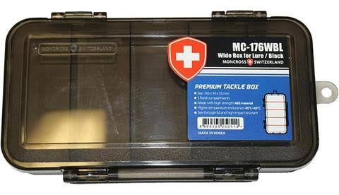 MONOCROSS MC-176WBL TACKLE BOX
