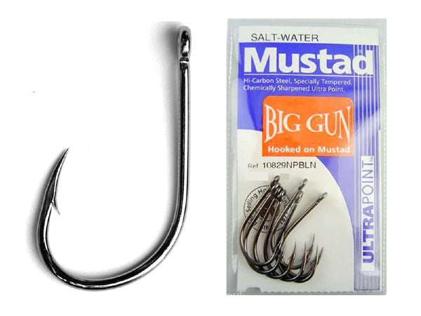 MUSTAD SALT-WATER BIG GUN ULTRA POINT HOOKS