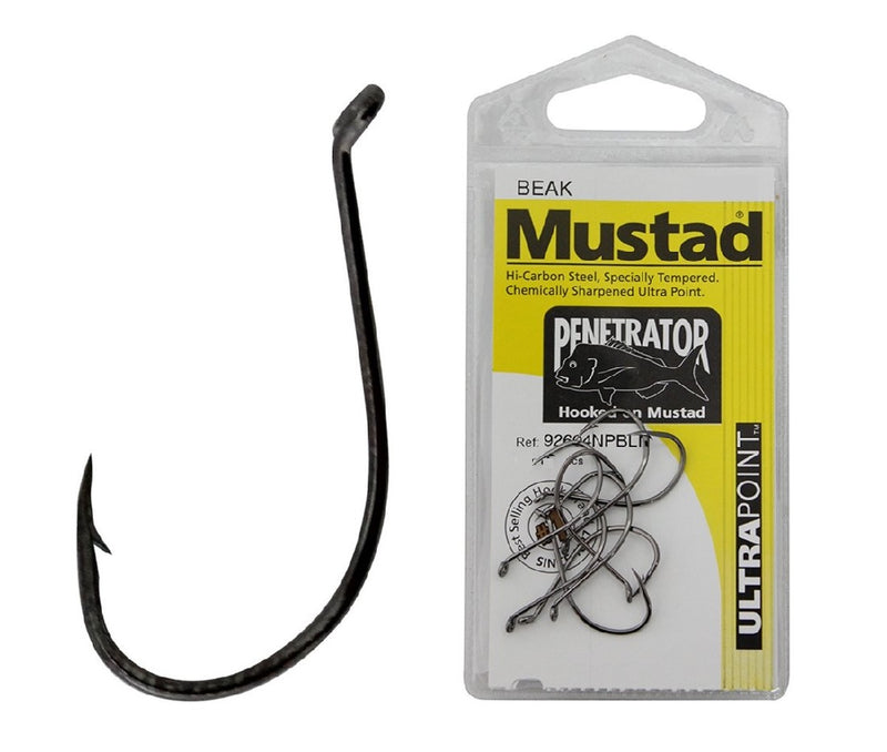 MUSTAD PENETRATOR BEAK ULTRA POINT HOOKS