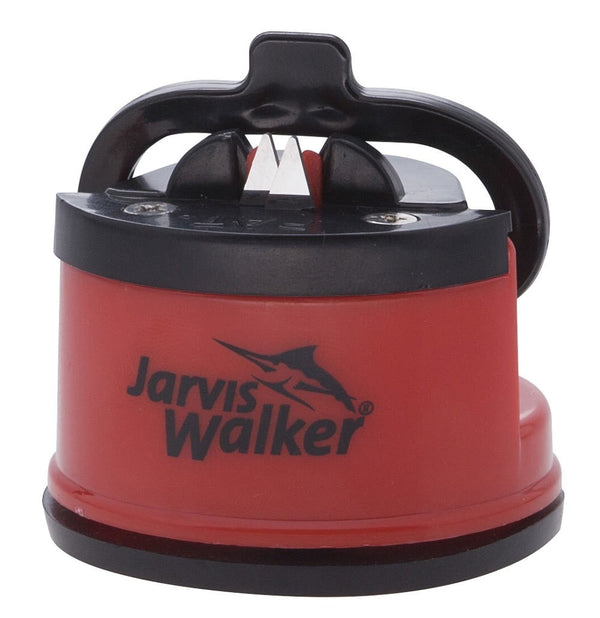 JARVIS WALKER KNIFE SHARPENER WITH SUCTION BASE