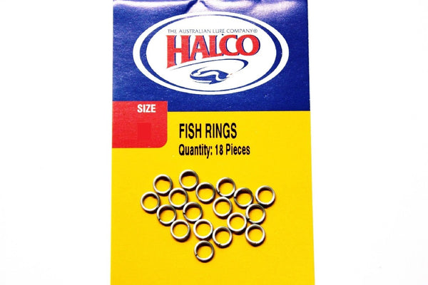 HALCO FISH RINGS