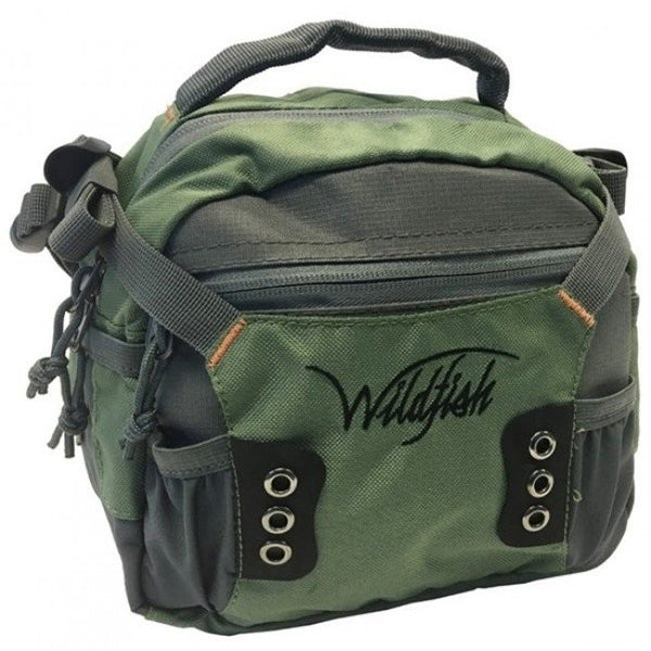 WILDFISH WAIST BELT FISHING BAG