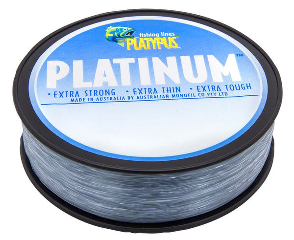 PLATYPUS PLATINUM 300M FISHING LINE