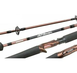 SHIMANO RAIDER TRAVEL INSHORE RODS SERIES