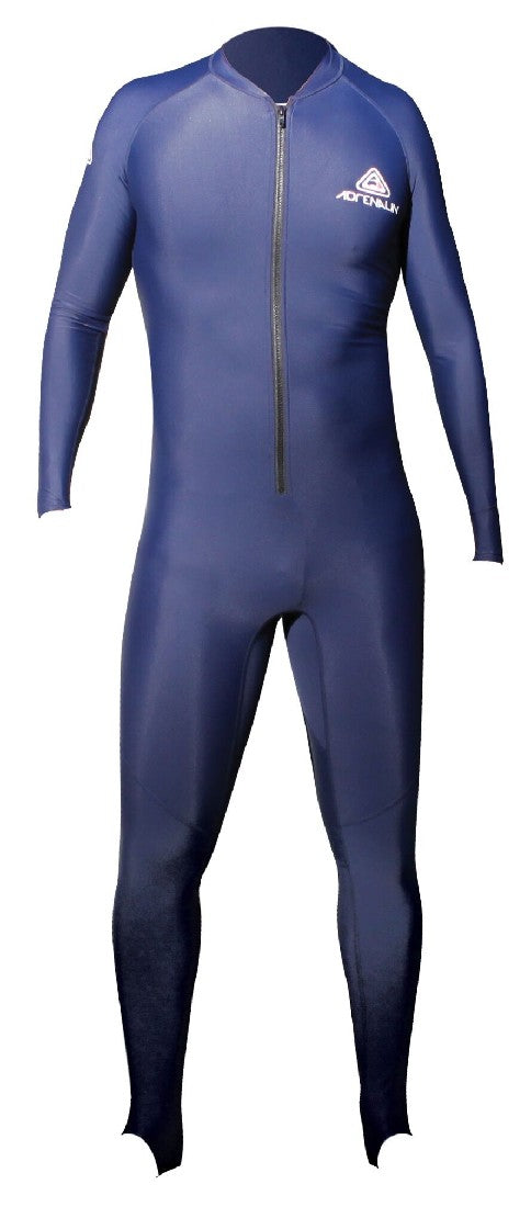 ADRENALINE FULL LYCRA SUIT - NAVY