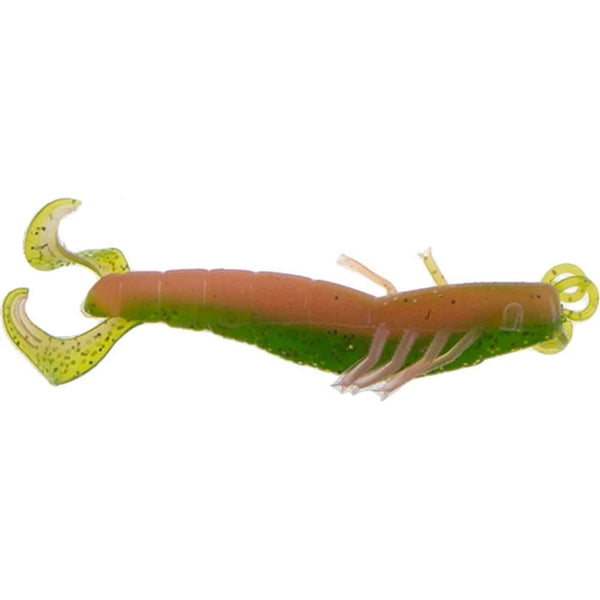 ATOMIC PLAZOS PRONG SCENTED SOFT PLASTIC BAIT
