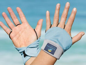 SUN PROTECTION PALMLESS SUN GLOVE