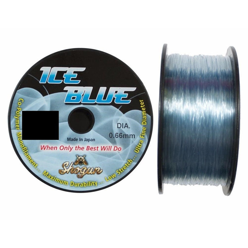 SHOGUN ICE BLUE FISHING LINE