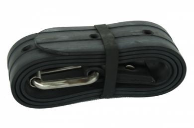 OCEAN HUNTER RUBBER WEIGHT BELT