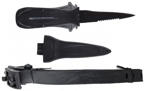 OCEAN HUNTER ASSASSIN DIVE KNIFE