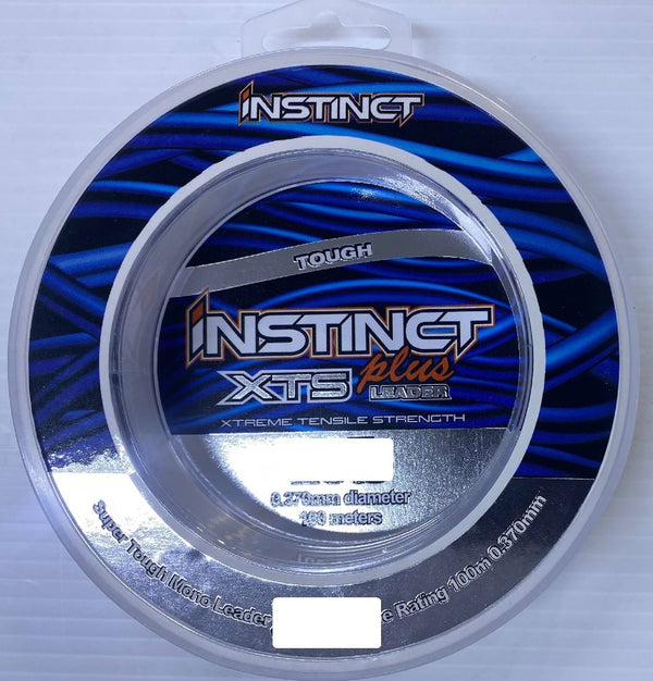 INSTINCT TOUGH XTS PLUS LEADER