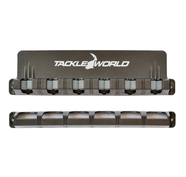 TACKLE WORLD VERTICLE ROD RACK