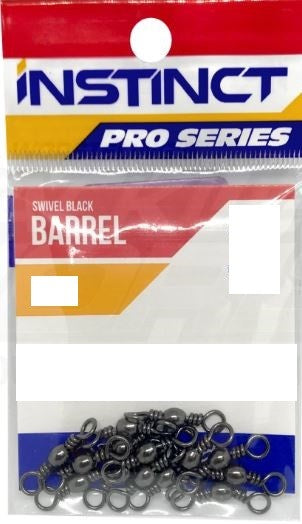 INSTINCT PRO SERIES SWIVEL BLACK BARREL