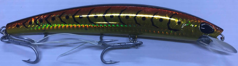 SAKU CURVED MINNOW FLOATING LURES