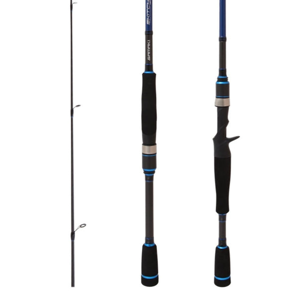 SAMAKI SKITCH-X SPINNING RODS