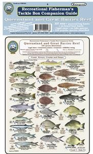 RECREATIONAL FISHERMAN'S TACKLE BOX COMPANION GUIDE - QUEENSLAND