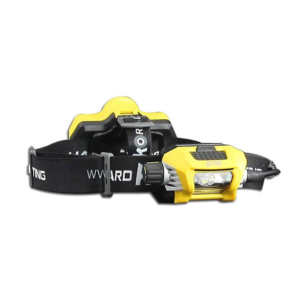 HARDKORR T600 DIMMABLE HEAD TORCH