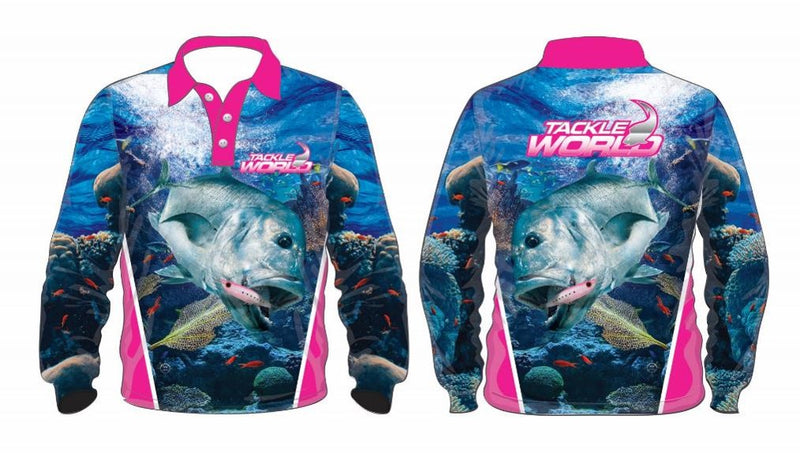 TW 20 GT LADIES FISHING SUN SHIRT