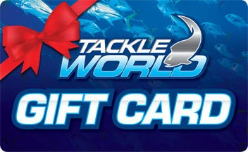 TACKLE WORLD MACKAY GIFT CARD