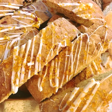 Load image into Gallery viewer, 1 Lb. Pumpkin Biscotti