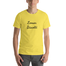 Load image into Gallery viewer, Lemon Biscotti T-Shirt