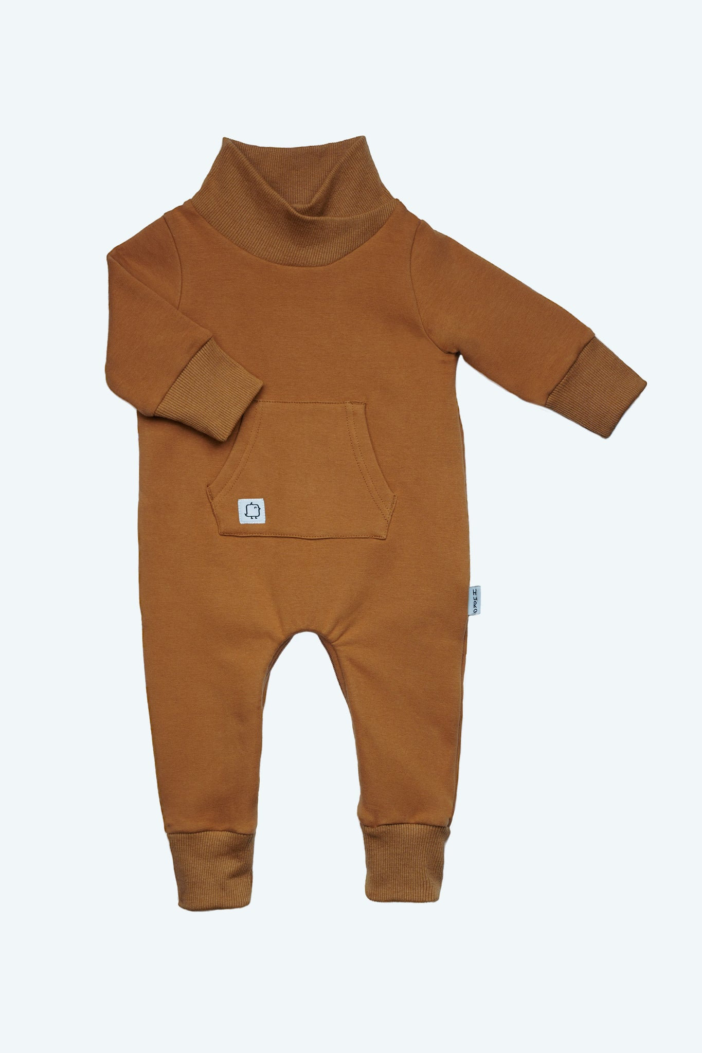 Turtle Suit- Cinnamon - HuRo Kids Clothing