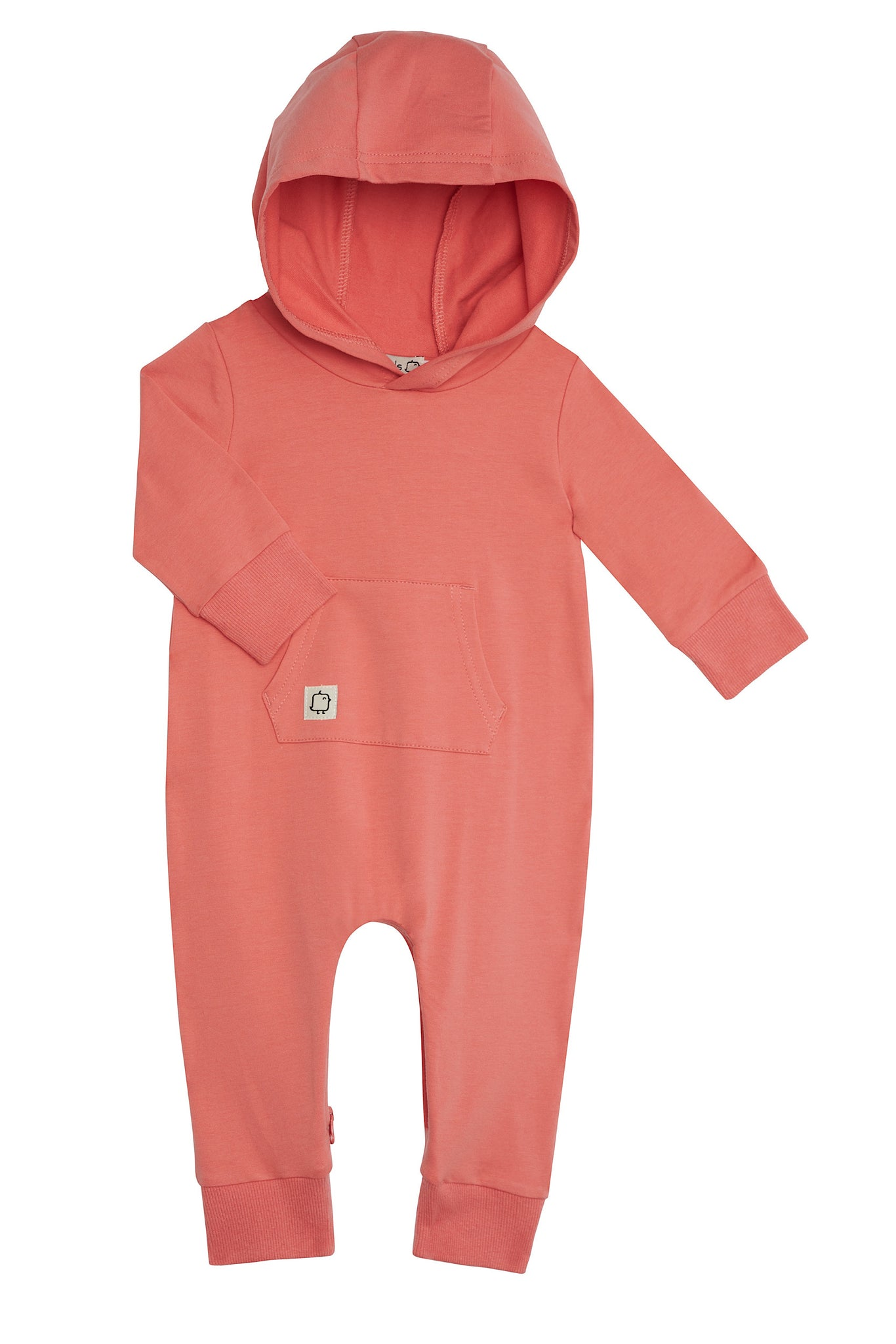 HuRo Kids Leg to Leg Zipper Rompers