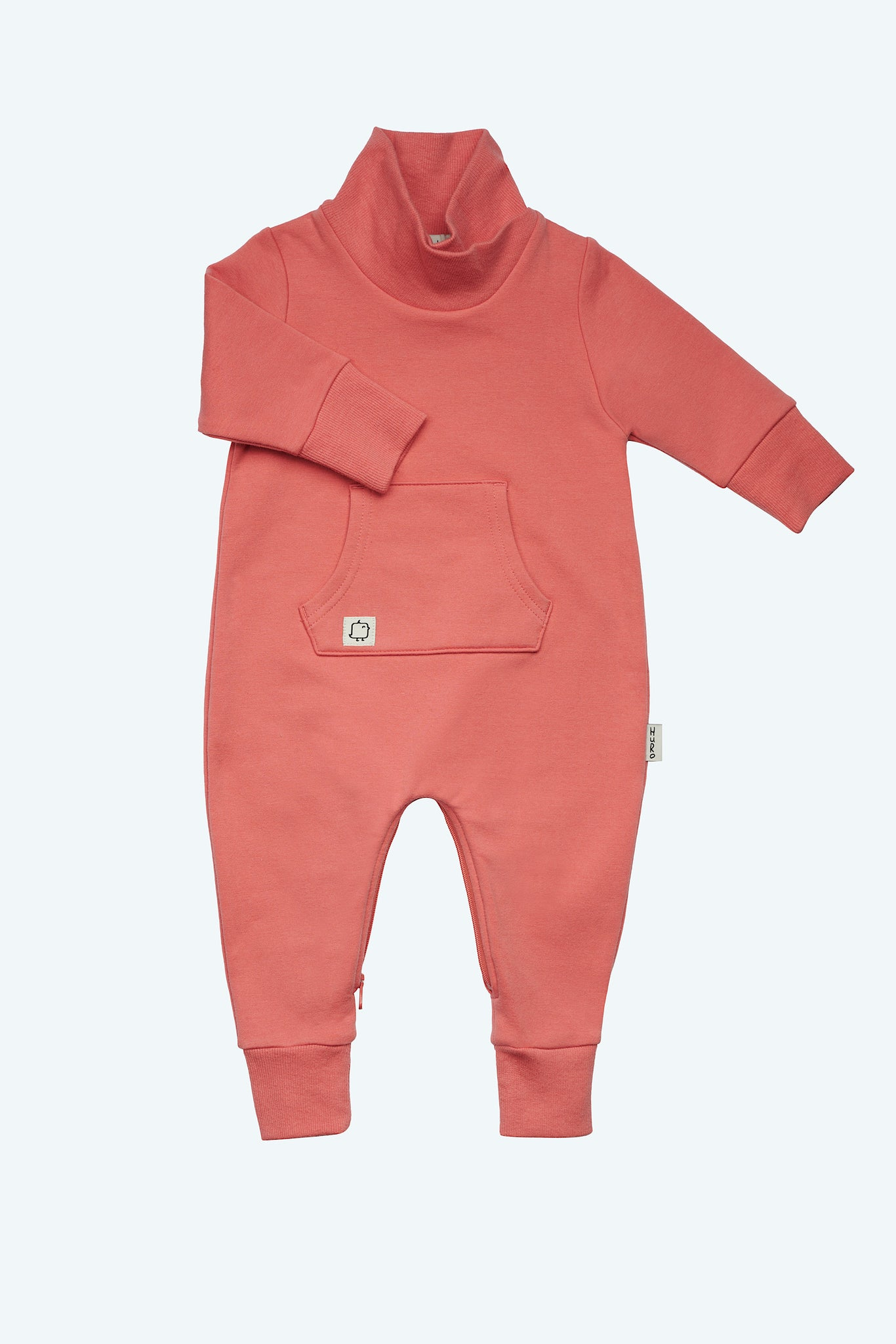 Turtle Suit - Watermelon - HuRo Kids Clothing