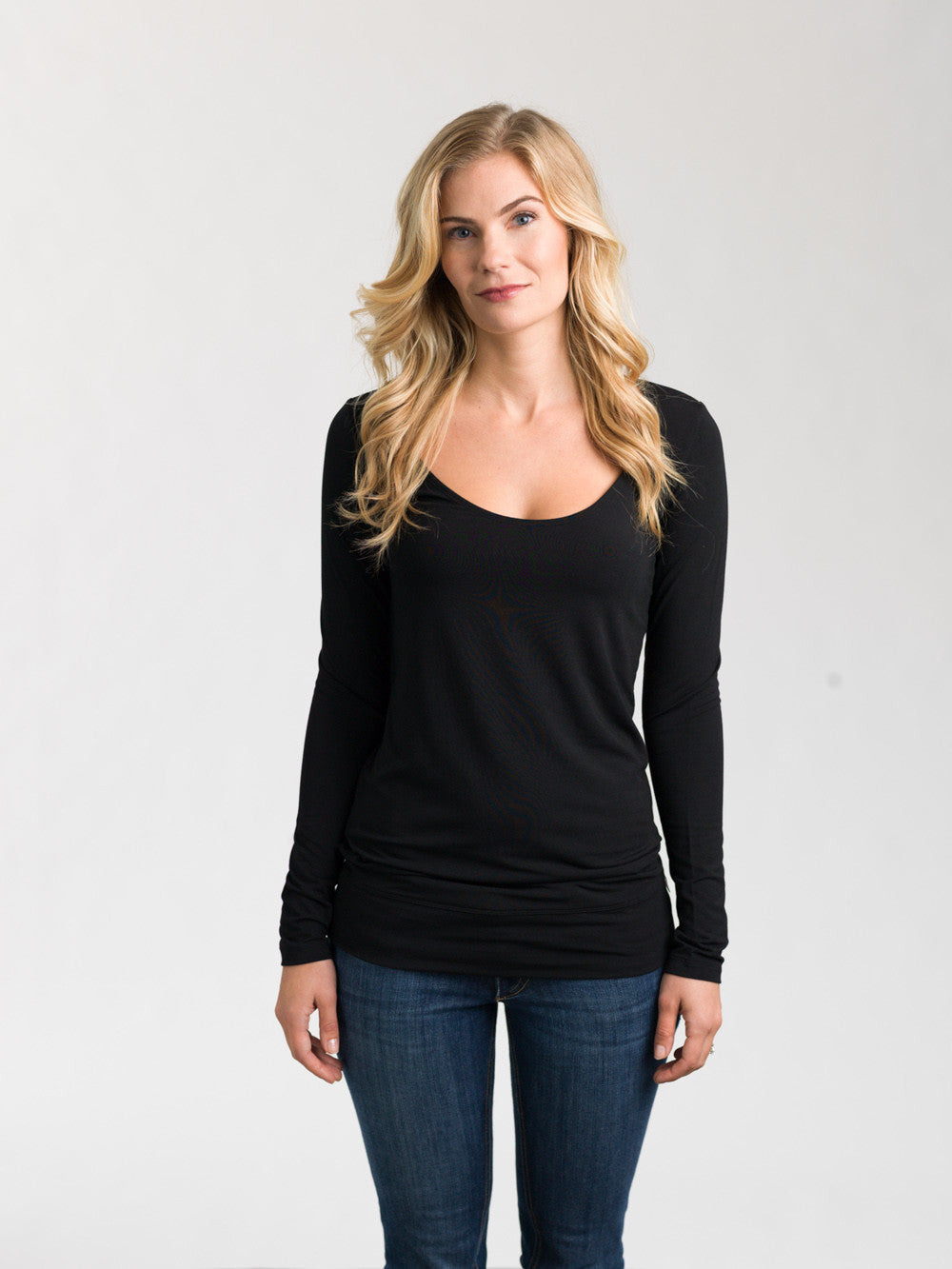 THE NOURISH LONG SLEEVE T-SHIRT