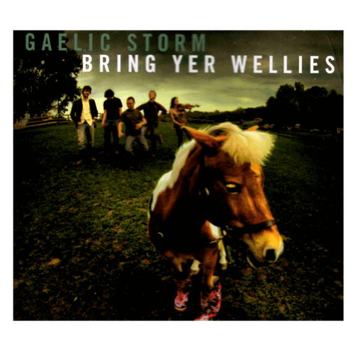 Bring Yer Wellies - CD