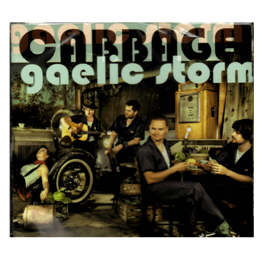 Cabbage - CD