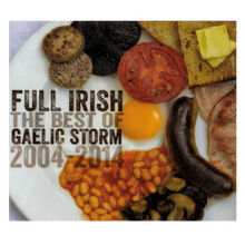 Load image into Gallery viewer, FULL IRISH CD